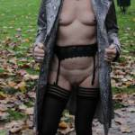 Do you like how I dress for a walk in the Park?