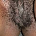 She needs to shave