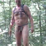 Hiked naked risking been seen. The air touching all parts of my body in the woods was thrilling.