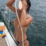 Holidays in sailboat
