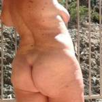 My mature body outside for everyone to enjoy! Do you like my mature body? Want to see more?