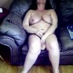 older video of wife enjoying some recreation time