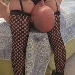 Sitting on my face about to get her weekly spanking..