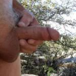 Felling horny