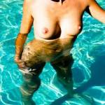 Another pic from a very warm November day here downunder, I love being able to strip off and jump in the pool. Hopefully we may find some like minded ZOIG cpls or fems who want to come do some pics here in the pool.