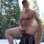 I love outdoors masturbating