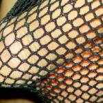 i love it when he wears his mesh g string for me i thank it looks really hot on him...tell us what you think