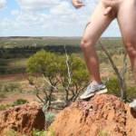 Outdoor nudity mmmmm