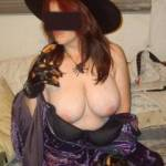 My wicked witch costume for halloween