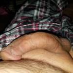 I want to stuff my big stiff dick deep inside you