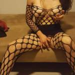 Wife bought new fish net dress and did a show for me. Hope you enjoy it as much as i did.