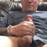 Just getting a quick cum in....... :)