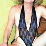 They asked me to model this new, expensive black lingerie!