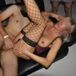 gangbang party with my wife