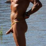 Enjoying a great warm naked day at the river,,,,,