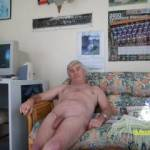 taking a break in my study.ladies and couples are welcome to join me.dress code:- nude of course.