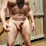 had a good day outside naked all day. Bro-in-law caught me naked, Ha. I don't even care. I wasn't hard at the time.
