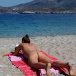 Same desert island of Greece.Hope you like the view !
