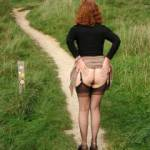 Flashing on a day out in Gloucestershire