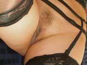 Black lingerie is always invitation to a good fuck ... inviting enough for you?