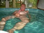 Join me in the hot tub!