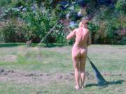nude women rake