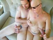 some weekend fun with hubby and a friend