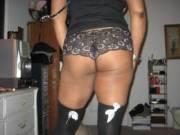 Like my new panties?