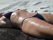 not so sheer bikinis do you like.