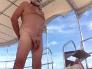 Just a day on the boat
