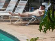 Sun felt so good on my naked body