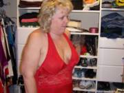 Mrs Daytonohfun found the outfit she wanted me to fuck her in while her hubby was out of town