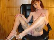more stockings and heels hope you still like them