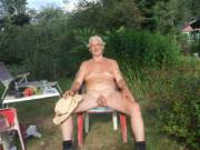Nudist in brunswick
