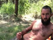 Who would like to come and help me masturbate in the wilderness