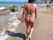 walk alone nude