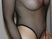Caught in a fishnet