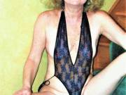 They asked me to model this new, expensive black lingerie! what do you think? it is see through! people can see my nipples! I can't wear this to the party.