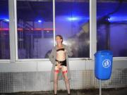 Joanne wanted to do some photo's at a local car wash