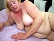 BBW friend showing her nice fat body