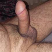My dick.  Needs to have a very nice warm pussy