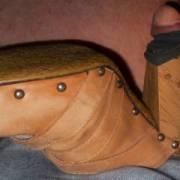 high heels small dick