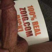 Genuine Zoig dick!