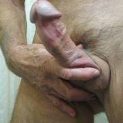The first time I saw Mr. F's dick, I didn't think it would fit, but it did!!  From Mrs. F