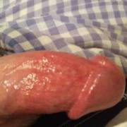 Love rubbing coconut oil all over my throbbing cock any ladies out there want to watch or help me stroke this dick until I cum all over everywhere?