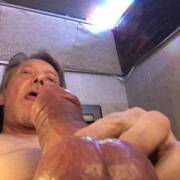 ME PLAYING WITH MY HARD AND HORNY DICK,  HAVE BEEN MASTURBATING WAY TO MUCH SINCE I BECAME SINGLE,