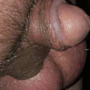 Small dick exposure outside