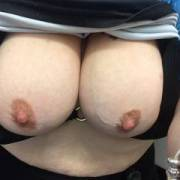 At work feeling horny can't wait to go home and get a good hard fucking tonight anyone want to help ??