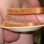 dick sandwich