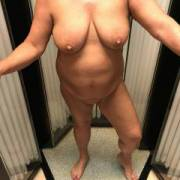 sexy wife tanning
